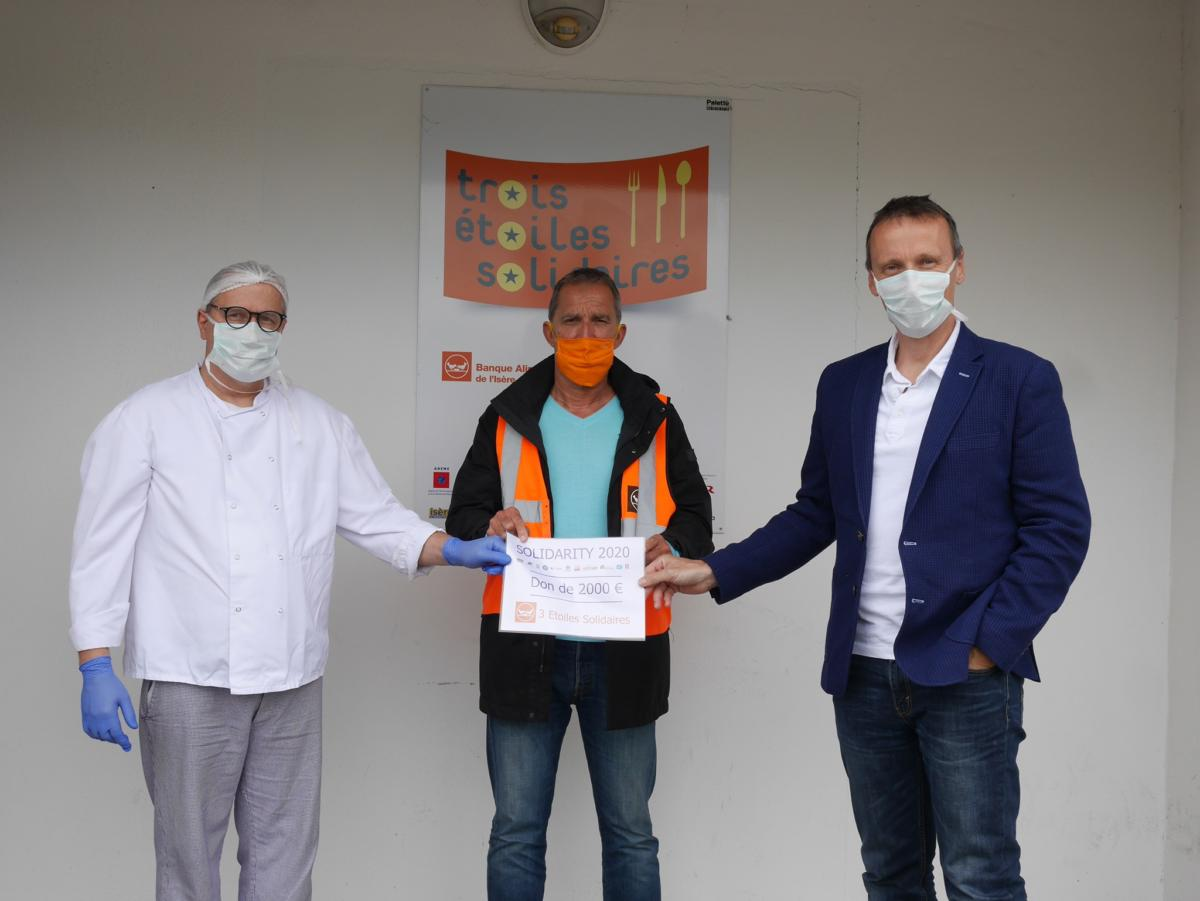 Dons 2000 Banque Alimentaire